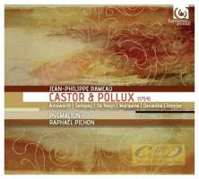 Rameau: Castor & Pollux, version 1754