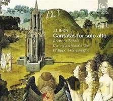 WYCOFANY   Bach: Cantates pour alto