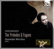 WYCOFANY    Shostakovichi: Preludes & Fugues / Melnikov
