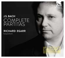 Bach: Complete Partitas BWV 825-30