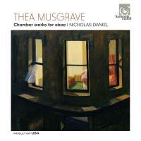 Thea Musgrave: Chamber works for oboe