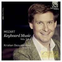 WYSŁANY  Mozart: Keyboard music vol. 5 & 6