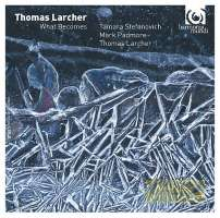 Larcher What Becomes Smart Dust Poems A Padmore Cycle
