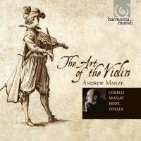 The Art of the Violin - Corelli (Op. 5), Mozart (konc. nr 3, 4, 5), Rebel (sonaty), Vivaldi (Prince of Poland) (5 CD)