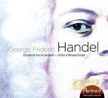 George Frideric Handel - Portrait