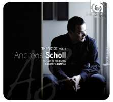 "INITIALES / Andreas Scholl: ""The Voice 2"" - The Art of Folksongs & Baroque Cantatas"