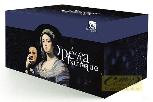 Opera baroque (39CD+3DVD)