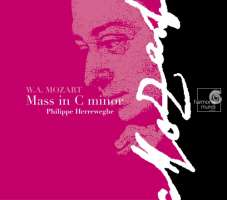 MOZART HM EDITION - Mass in C minor