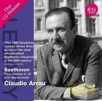 """Beethoven: Piano Sonatas Nos. 31, 32 & 23 """"Appassionata"""""""