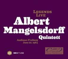 Albert Mangelsdorff-Quintett, Live at Audimax Freiburg, June 22, 1964