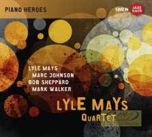 Lyle Mays Quartet - The Ludwigsburg Concert 1993