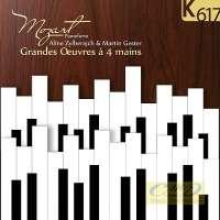 Mozart: Grandes oeuvres à 4 mains