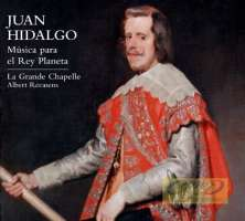 "Hidalgo: Music for the ""Planet King"""