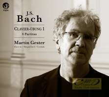 Bach: Clavier ubung 1