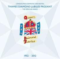 Thames Diamond Jubilee Pageant - koncert na Tamizie w czasie diamentowego jubileuszu 2012