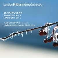 Tchaikovsky: Symphony No. 4 & No. 5
