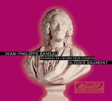 Rameau: Intégrale de l'Oeuvre pour clavecin seul