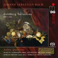 Bach: Goldberg Variations (after J. Rheinberger)