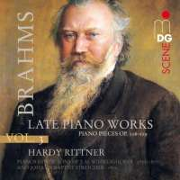 Brahms: Piano Works Vol. 3