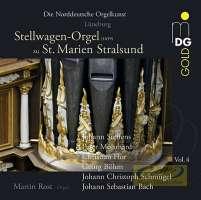 Norddeutsche Orgelkunst Vol. 4, Lüneburg - Steffens; Mohrhard; Flor; Böhm; Schmügel; Bach