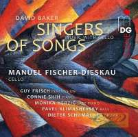 Baker: Singers of Songs - Music with cello