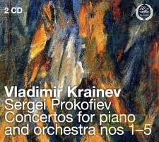 Prokofiev: Concertos for piano and orchestra 1 - 5