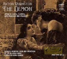 WYCOFANY   Rubinstein: The Demon, Opera in 3 Acts