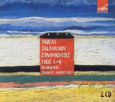 Salmanov: Symphonies Nos. 1 - 4