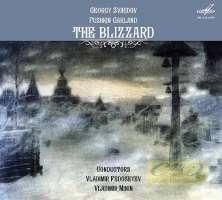 Sviridov: The Blizzard Pushkin Garland