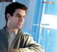 Haydn, J.M:  Sonates pour piano n°38, 39, 54 59 Andante Variations Hob XVII : 6 I.