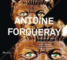 Antoine Forqueray: Pieces de viole (Vol. 1)
