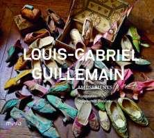 Guillemain: Amusements - muzyka skrzypcowa na dworze Ludwika XV