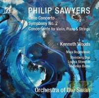 Sawyers: Cello Concerto Symphony No. 2 Concertante