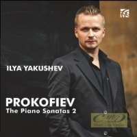 Prokofiev: The Piano Sonatas Vol. 2