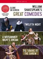 Shakespeare: Great Comedies