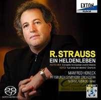 Strauss: Ein Heldenleben, Fletcher: Clarinet Concerto, Verdi