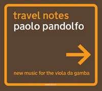 Travel Notes / Paolo Pandolfo