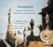 Vivaldiana - Venetian Flute Music by Vivaldi & his contemporaries (Veracini, Albinoni, Bach, Marcello)
