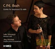 Bach, C.P.E.: Works for harpsichord & violin