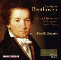 Beethoven: String Quartets Nos. 8 & 15