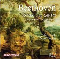 WYCOFANY   Beethoven: Complete Works for Cello & Piano