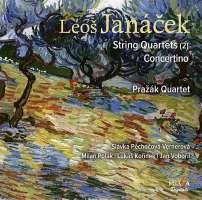 Janáček: String Quartets Nos. 1 & 2 Concertino