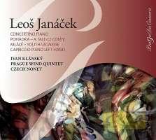 WYCOFANY  Janáček: Concertino pour piano Pohadka Mladi Capriccio