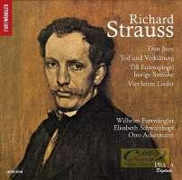 WYCOFANY  Strauss: Don Juan Tod und Verklärung Till Eulenspiegel Vier letzte Lieder