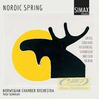 Nordic Spring - Nielsen: Little suite for strings, Svendsen: Romance for violin and orchestra, Grieg: Holberg Suite, ...