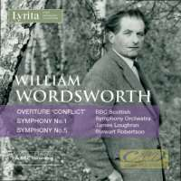 Wordsworth: Symphonies Nos. 1 & 5