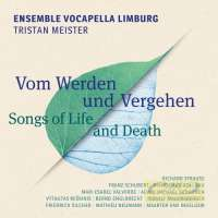 Songs of Life and Death – Schubert, Strauss, Miškinis, Schronen …