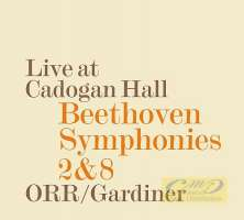 Beethoven: Symphonies Nos. 2 & 8