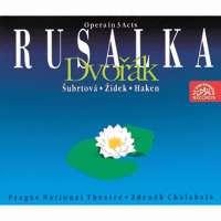 Dvorak: Rusalka - Opera in 3 Acts (2 CD)
