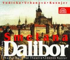 Smetana: Dalibor - Opera in 3 Acts (2 CD)